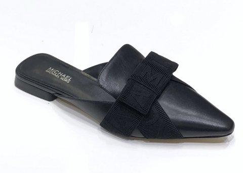 808a937c5c Nazouváky Michael kors Ames Slide Leather černé